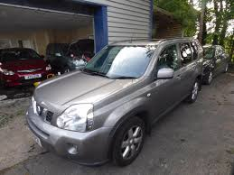 used nissan x trail 2008 for sale motors co uk