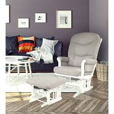 roma glider and nursing ottoman marvelous nursing ottoman light grey reclining sleigh glider and