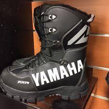 s yamaha boots yamaha snowmobile boots ebay