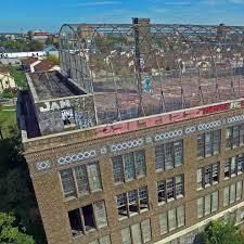 Urban Gardening Philadelphia - best from above drone views of 6 philadelphia abandonments urbanist