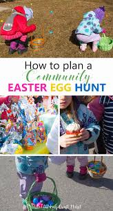 Easter Egg Hunt Ideas How To Plan A Community Easter Egg Hunt Sustain My Craft Habit