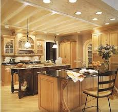 Kitchen With Maple Cabinets by 8 Best Maple Cabinets Images On Pinterest Kitchen Kitchen Ideas