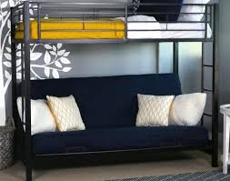 Loft Bed With Desk And Futon Great Bunk Beds With Couch Underneath Big Boys Room Pinterest