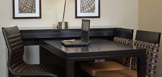 Accessible Reception Desk Lax Hotels Embassy Suites Los Angeles Airport Hotel North