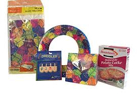 manischewitz latke mix hanukah party in a bag bundle 5 items one manischewitz potato