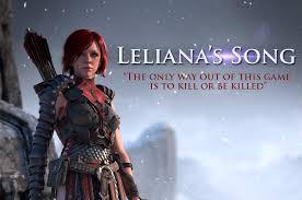 Seeking Trailer Song Leliana S Song Age Wiki Fandom Powered By Wikia