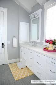 white cabinet bathroom ideas grey and white cabinets glassnyc co