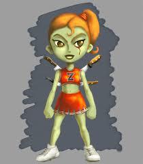 Zombie Cheerleader Zombie Cheerleader Jiovanie