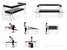 Modern Convertible Furniture by Italian Multifunctional Furniture Love Seat Furniture And