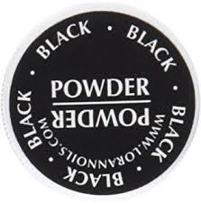 amazon com americolor powder food color 3gm black kitchen u0026 dining