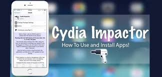 apk ios cydia impactor to install ipa files on ios and apk on