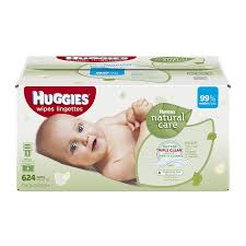 amazon com huggies natural care baby wipes refill 624 count