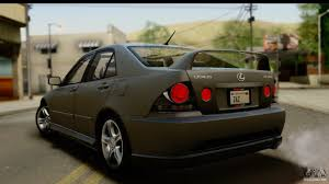 lexus hatchback is300 lexus is300 tunable for gta san andreas