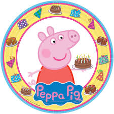 superman peppa pig and other peppa pig party supplies birthdayexpress com
