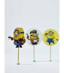 minions cake toppers minion cake topper pandora ideas