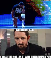 Bad News Barrett Meme - so that happened raw recap 06 30 14 three man booth