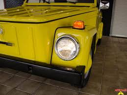 volkswagen thing yellow 1973 volkswagen thing for sale in fort myers fl stock 755993