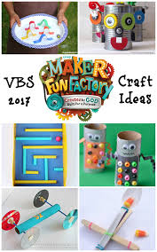 maker fun factory vbs craft ideas southern made simple