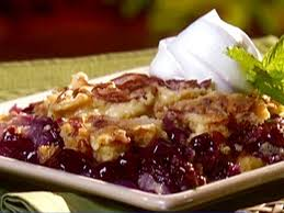 pineapple blueberry crunch cake recipe paula deen food network