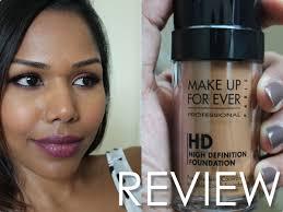 mufe hd foundation shade 173 review make up