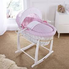 Moses Basket Coverlet 96 Best Moses Baskets Images On Pinterest Moses Basket Palms
