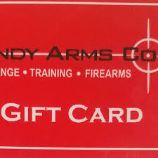 gift card for sale gift card 100 indy arms company