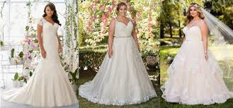 wedding dress plus size plus size wedding dresses s bridal and formal