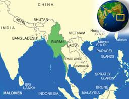 Geography Map Burma Facts Culture Recipes Language Government Eating