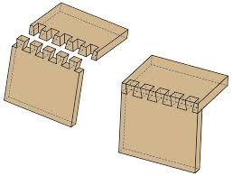 Different Wood Joints Pdf by Pdf Plans Dovetail Woodworking Download Wood Working Crafts