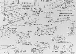 table design sketches modern home design