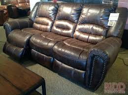 Flexsteel Reclining Sofa Ideas Flexsteel Leather Sofa Catchy Leather Sofa In Stock Pictures