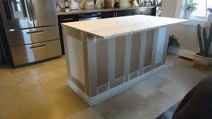 kitchen island build build a kitchen island from stock cabinets home design ideas