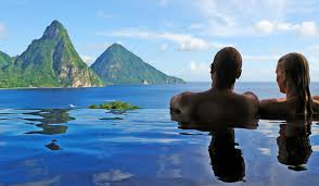 jade mountain luxury st lucia accommodation