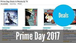 best prime day 2017 movie deals