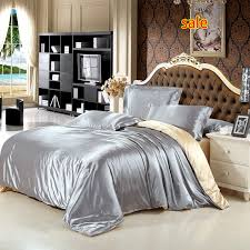 wholesale imetated silk bedding set bed linen set clothing of bed