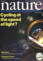 At The Speed Of Light Cycling At The Speed Of Light Collections Supplements Nature