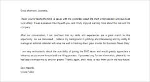 business thank you letter u2013 10 free word excel pdf format