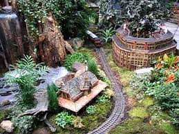 Train Show Botanical Garden by Holiday Train Show New York Botanical Garden Youtube