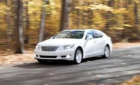 2010 lexus ls 460 awd review hyundai equus vs lexus ls460l comparison test car and driver