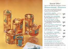 Popular Southern Comfort Drinks The Southern Comfort Happy Hour Bar Guide From 1969 Flashbak
