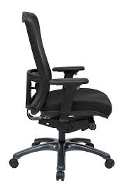 ergonomic intensive use task chairs for control rooms