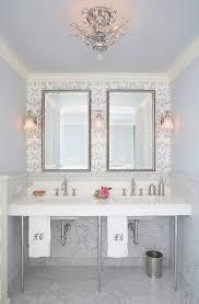 Bathroom Wall Stencil Ideas Bathroom Wall Stencil Ideas Bathroom Traditional With Marble Walls