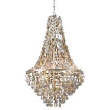 Abalone Shell Chandelier Andrew Abalone Shell Chandelier