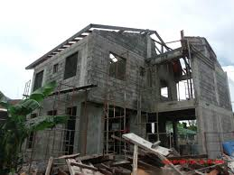 A Frame House Plans With Garage Alta Tierra Village House Construction Project In Jaro Iloilo