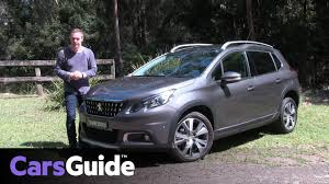 peugeot cars 2017 peugeot 2008 2017 review first drive video youtube