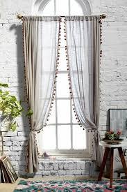 Kitchen Curtain Fabrics Kitchen Curtains One Decor
