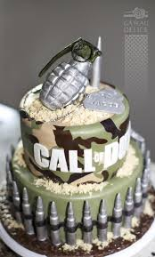 call of duty birthday cake call of duty cake cake by josée birthday