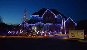 annual christmas display lights up tony circle thecabin net