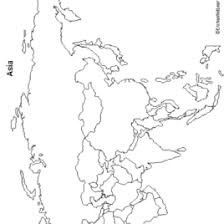 asia map coloring page asia map coloring page google twit coloring page map of asia in