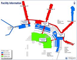 Salt Lake City Map Salt Lake City Airport Maplets